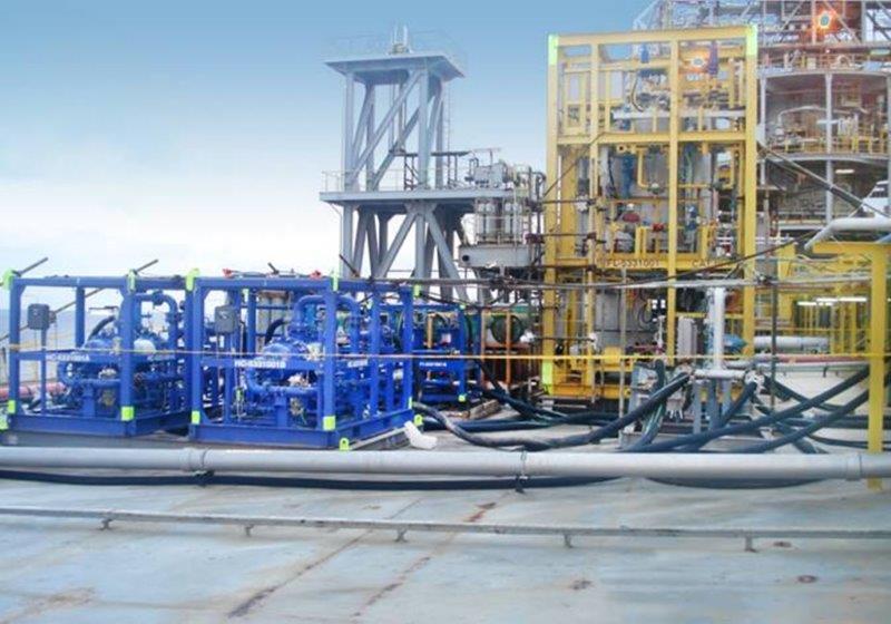 Locação e Operação de Sistemas de Tratamento de Águas Oleosas