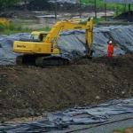 Recuperação e remediação ambiental de áreas contaminadas
