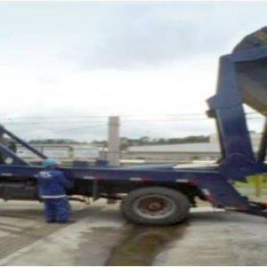 Destinação de resíduos sólidos industriais