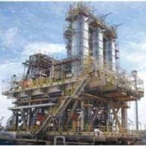 Estação de tratamento de água oleosa