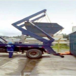 Gerenciamento e tratamento de resíduos sólidos e de água subterrânea