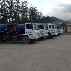 Locação de caminhão vácuo