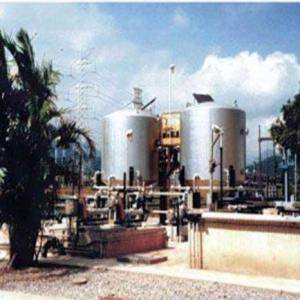 Sistema de tratamento de água por flotação